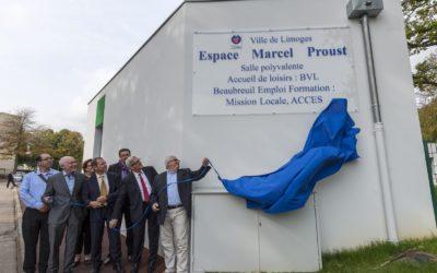 Inauguration des nouveaux locaux de BEAUBREUIL