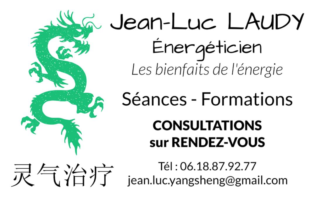 INTERVIEW DE JEAN-LUC LAUDY, ÉNERGÉTICIEN