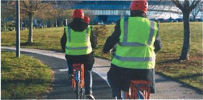 Rallye entreprises à vélo