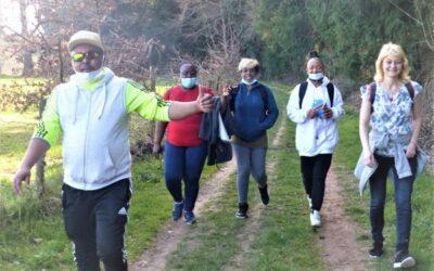 Une nouvelle action de groupe pour les habitants du Sablard et des Portes Ferrées