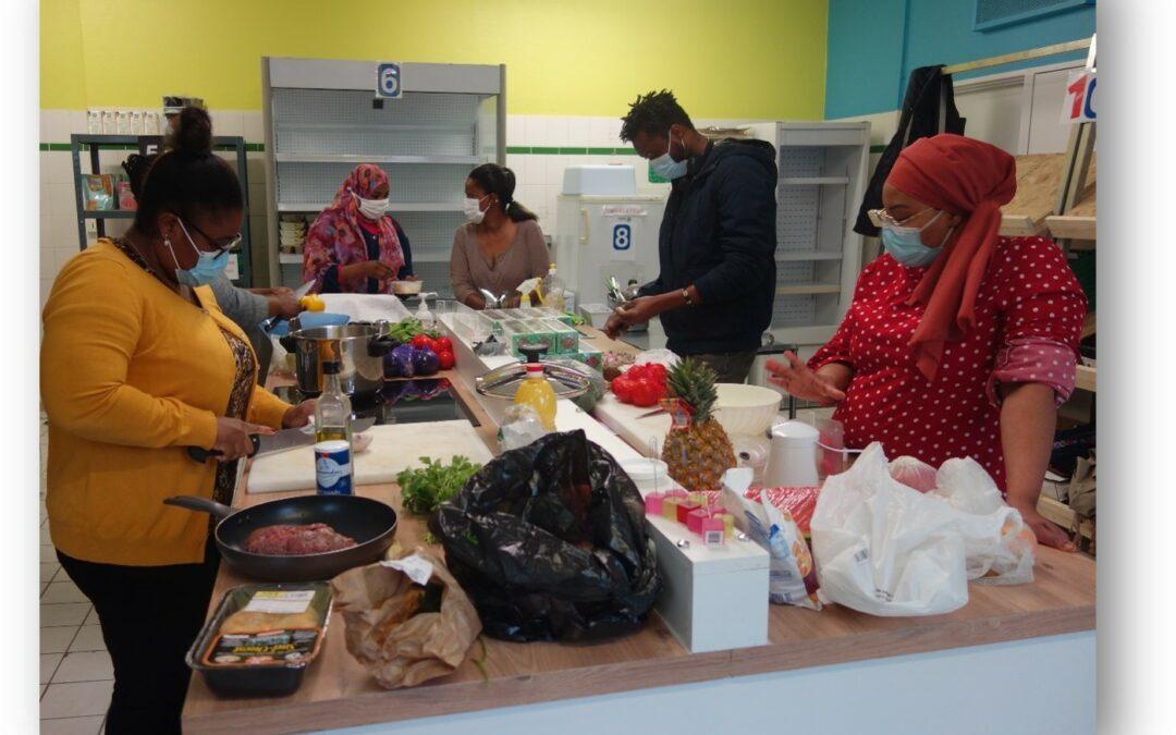 Présentation de l'AMSE (Atelier de Mobilisation Sociale vers l'Emploi)